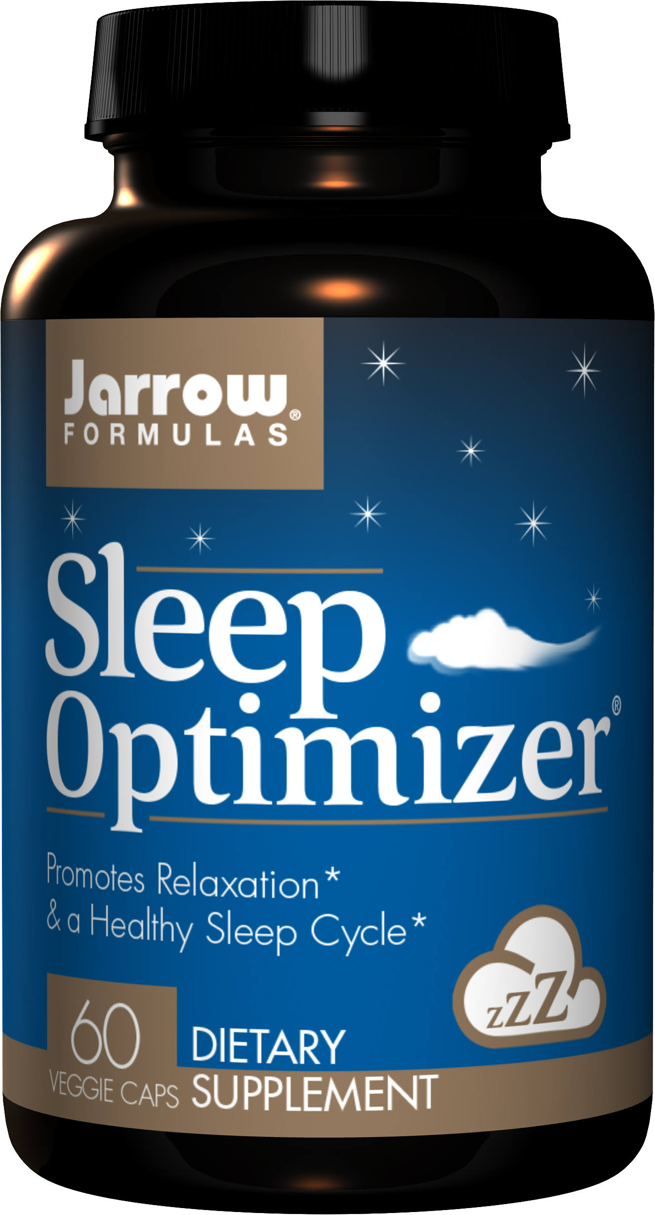 Jarrow Formulas Sleep Optimizer - 60 Veggie Caps