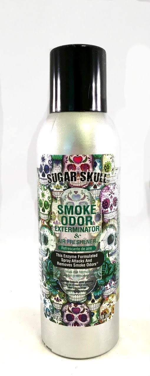 Smoke Odor Exterminator 7oz Large Spray, Sugar Skull