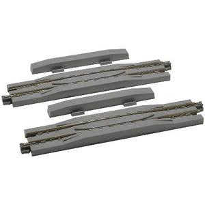 "Kato N Scale 20-026 Rerailer Track - 124mm, 4-7/8"", 2pcs"