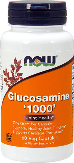 Now Foods Glucosamine Joints Health Capsule - 60ct