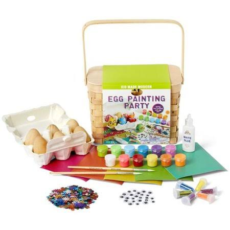 Egg Painting Party - Craft Kit by Kid Made Modern (K158)