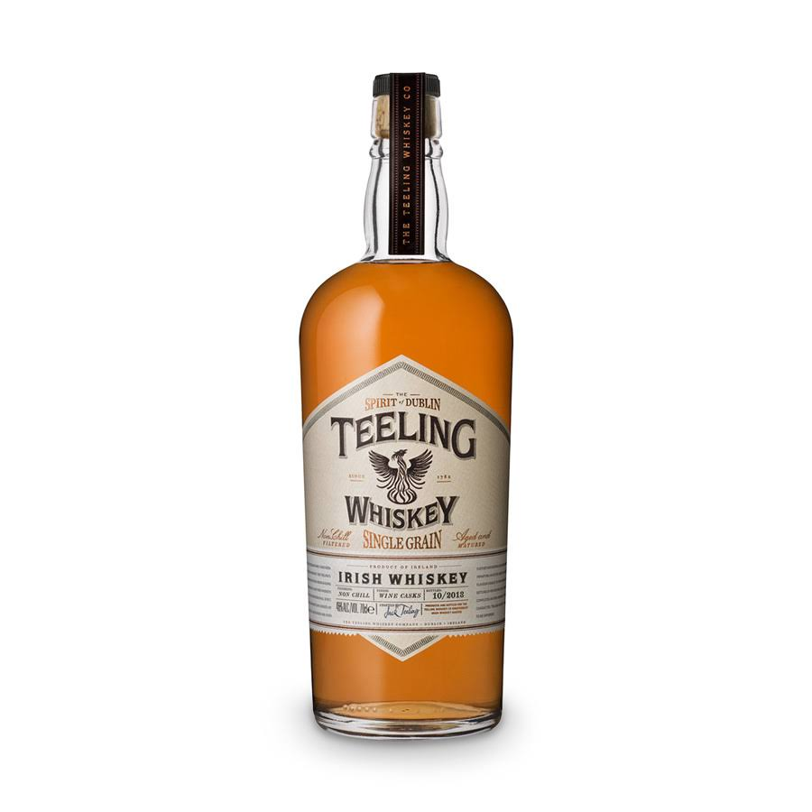 Teeling Whiskey Single Grain Irish Whiskey - 700ml
