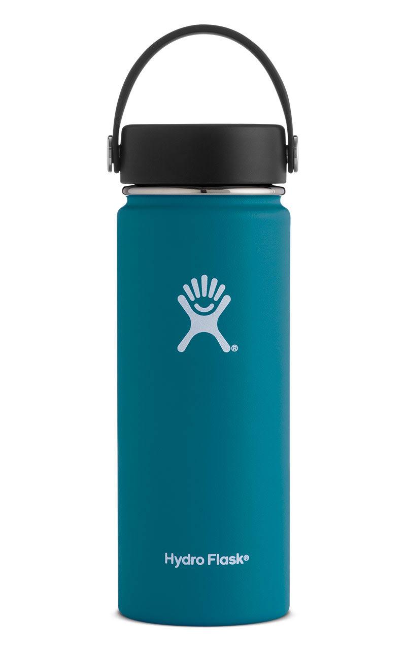 Hydro Flask Wide-Mouth Vacuum Water Bottle - 18oz