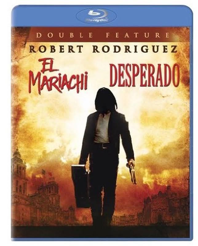 Desperado / El Mariachi - BLU-RAY