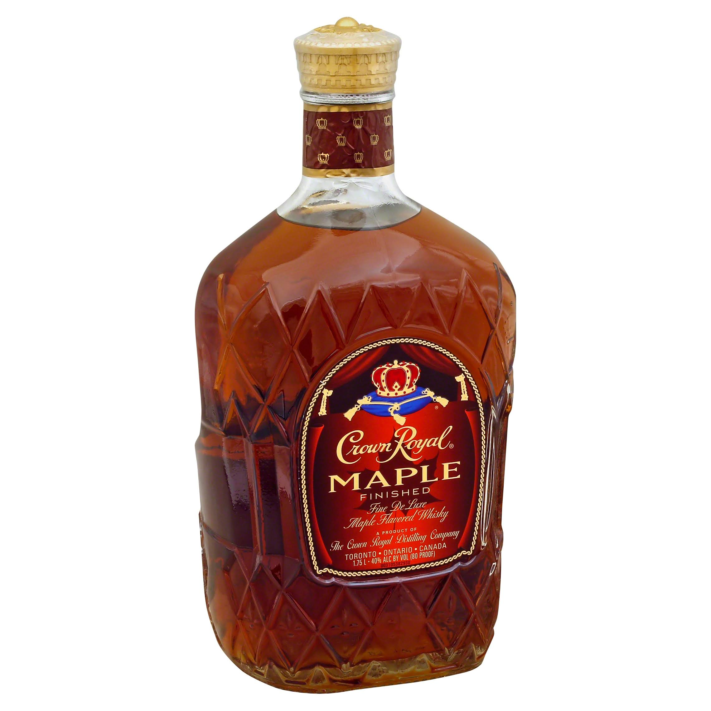 Crown Royal Canadian Maple Whisky - 1.75 L bottle