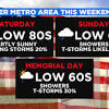 Colorado Weather: Memorial Day Weekend May Deliver A Little Bit ...