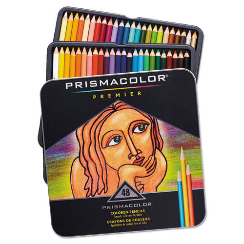 Prismacolor Premier Colored Pencil - 48ct