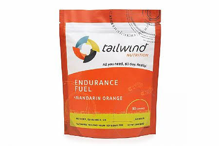 Tailwind Nutrition Endurance Fuel Drink - Mandarin Orange, 30servings