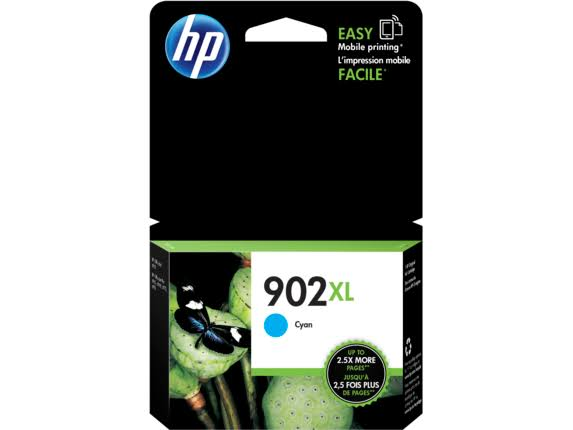 HP 903XL Ink Cartridge - Cyan, High-Yield