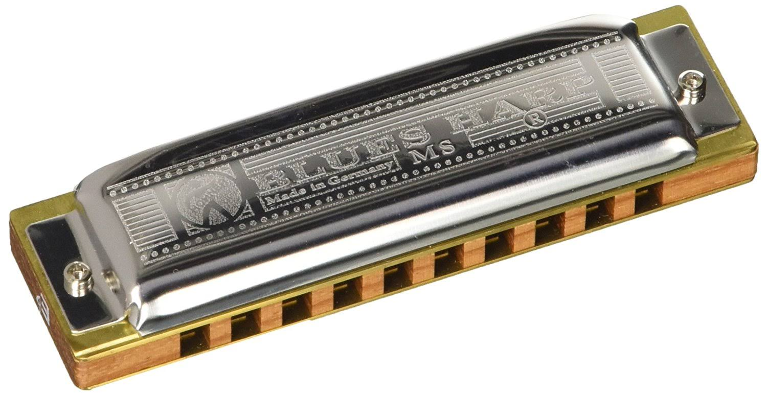 Hohner Blues Harp, Key of Eb