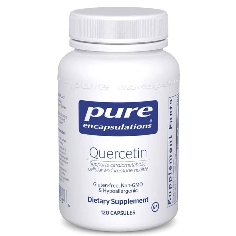 Pure Encapsulations Quercetin Supplement - 250mg, 60ct