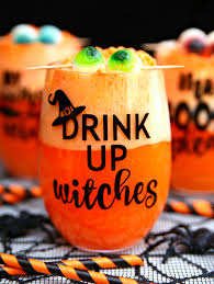 Tampered Halloween Candy 2014 by Halloween Wine Glasses U0026 Spiked Halloween Punch Happy Go Lucky