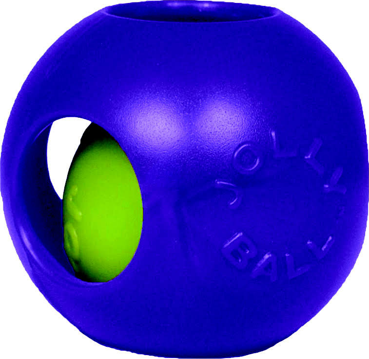 Jolly Pets Teaser Ball - Purple