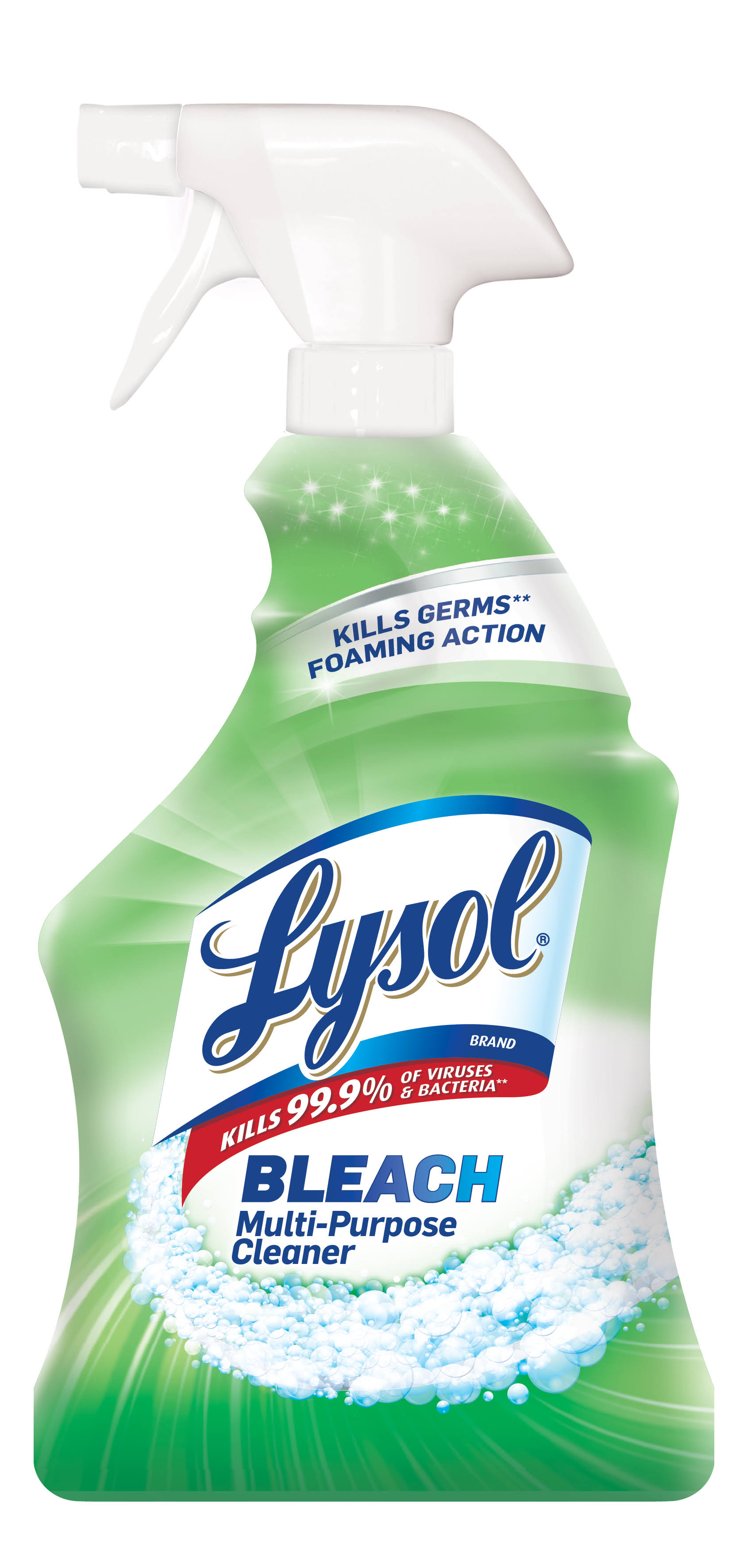 Lysol All-Purpose Cleaner With Bleach Spray