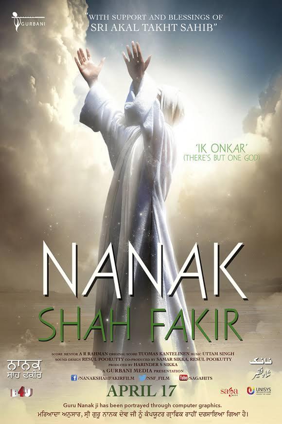 Nanak Shah Fakir 2018 Punjabi Movie Download WEB-DL 480p 400MB | 720p 950MB