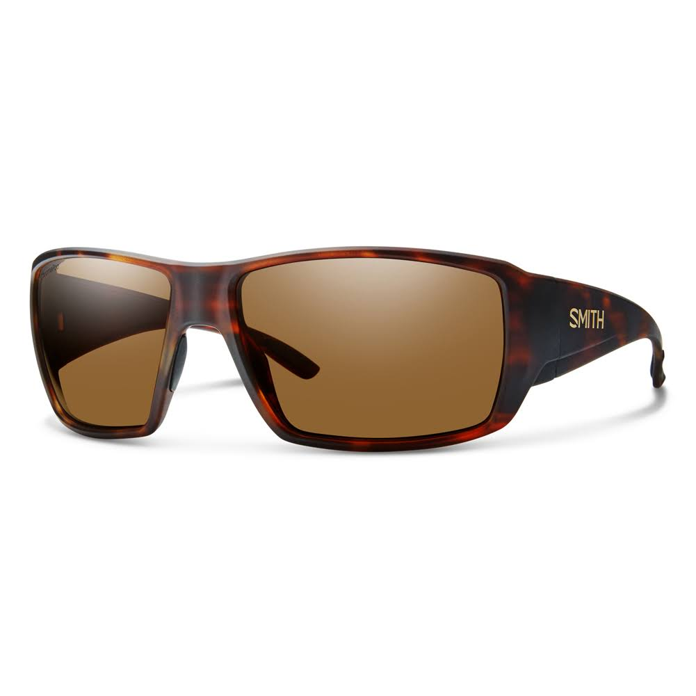 Smith Guide's Choice ChromaPop Sunglasses - Polarized, Brown/Matte Havana