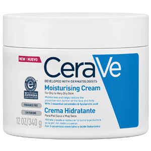 Cerave Moisturising Cream - 50ml