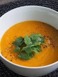 Thai Green Pumpkin Curry Recipe by Thai Style Pumpkin Soup With Coconut And Red Lentils Healthy