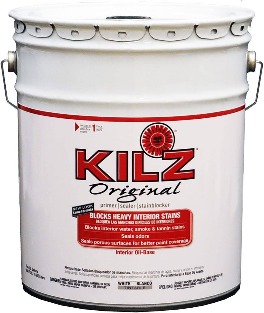Kilz Original Low VOC Stain Blocking Primer Sealer - 5gal