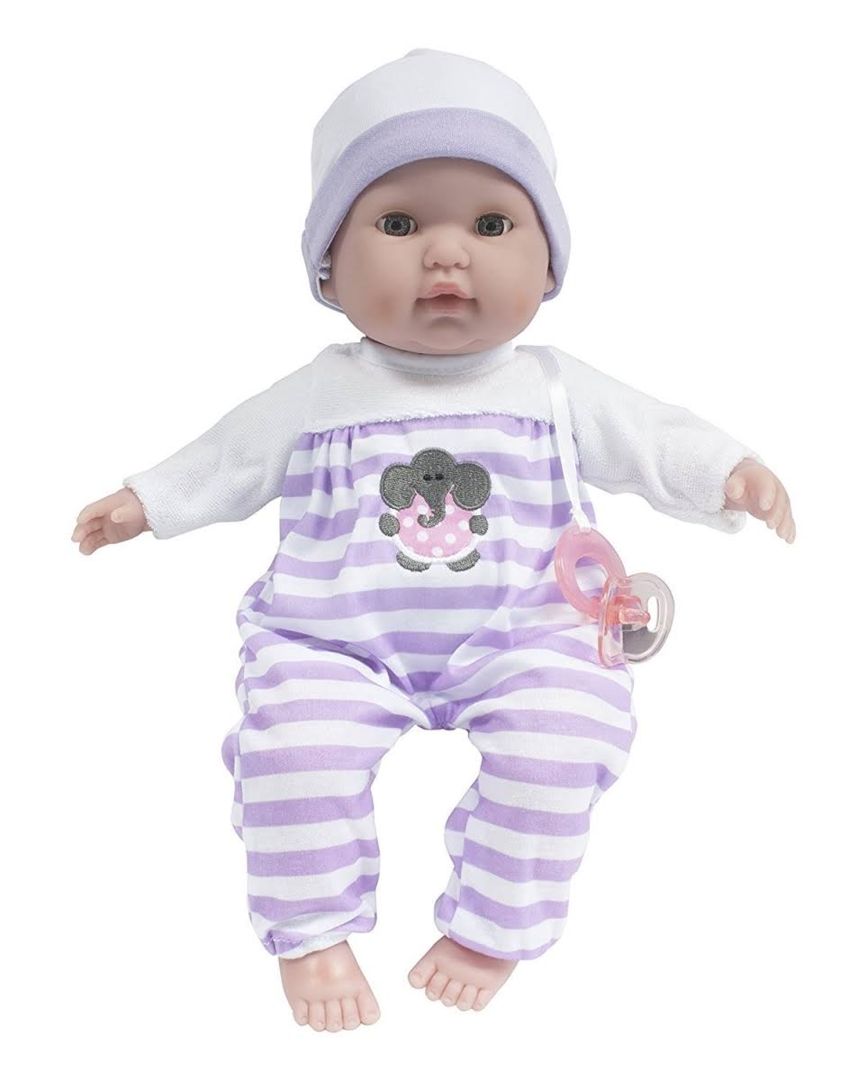 JC Toys Berenguer Boutique Soft Body Baby Doll - 15""
