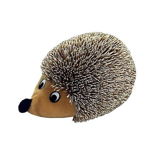 Petlou Colossals Durable Hedgehog Squeaker Dog Toy