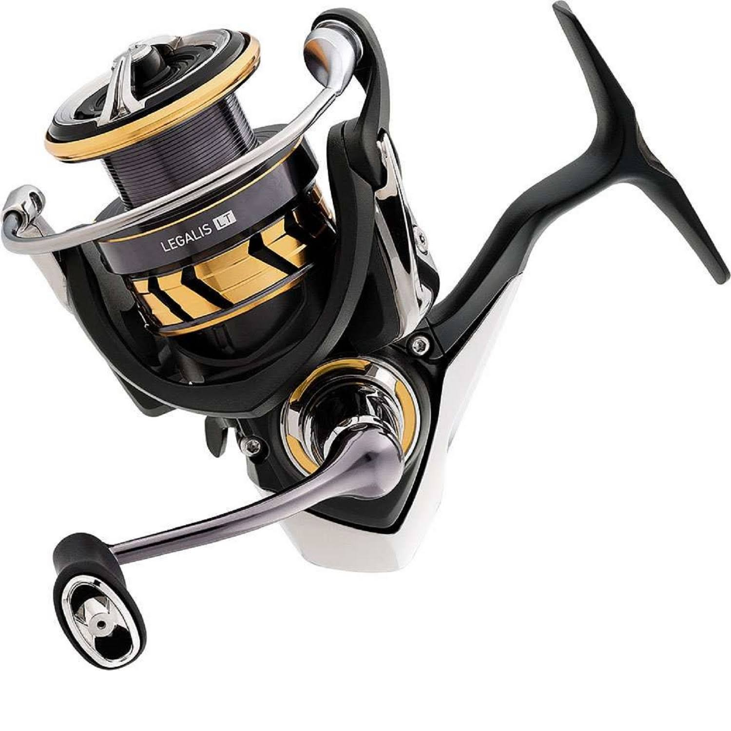 Daiwa Legalis LT 6.2:1 Left Right Hand Spinning Fishing Reel