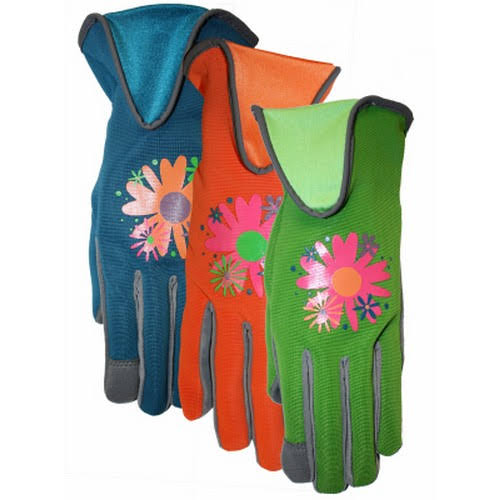 Midwest Quality Gloves Ladies Synthetic Palm Glove