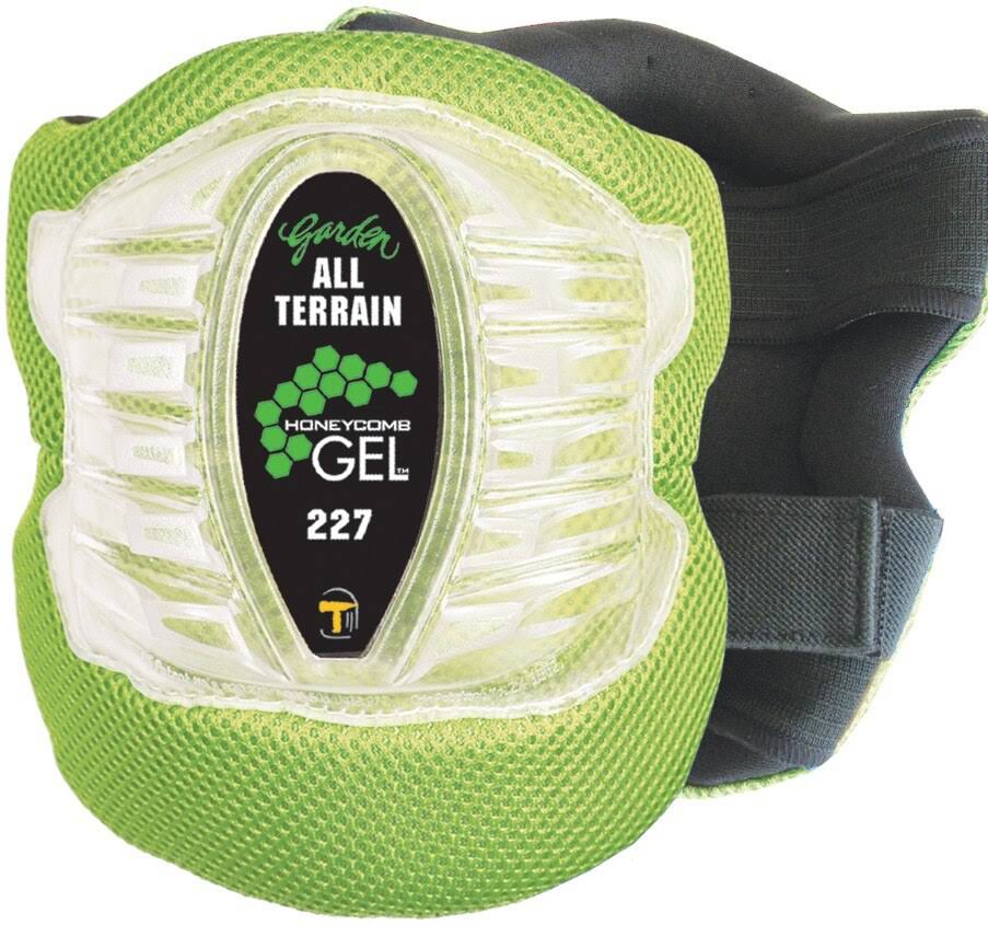 Tommyco Honeycomb Gel All Terrain Kneepads