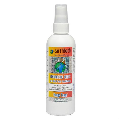 Earthbath All Natural Deodorizing Spritz - Mango Tango