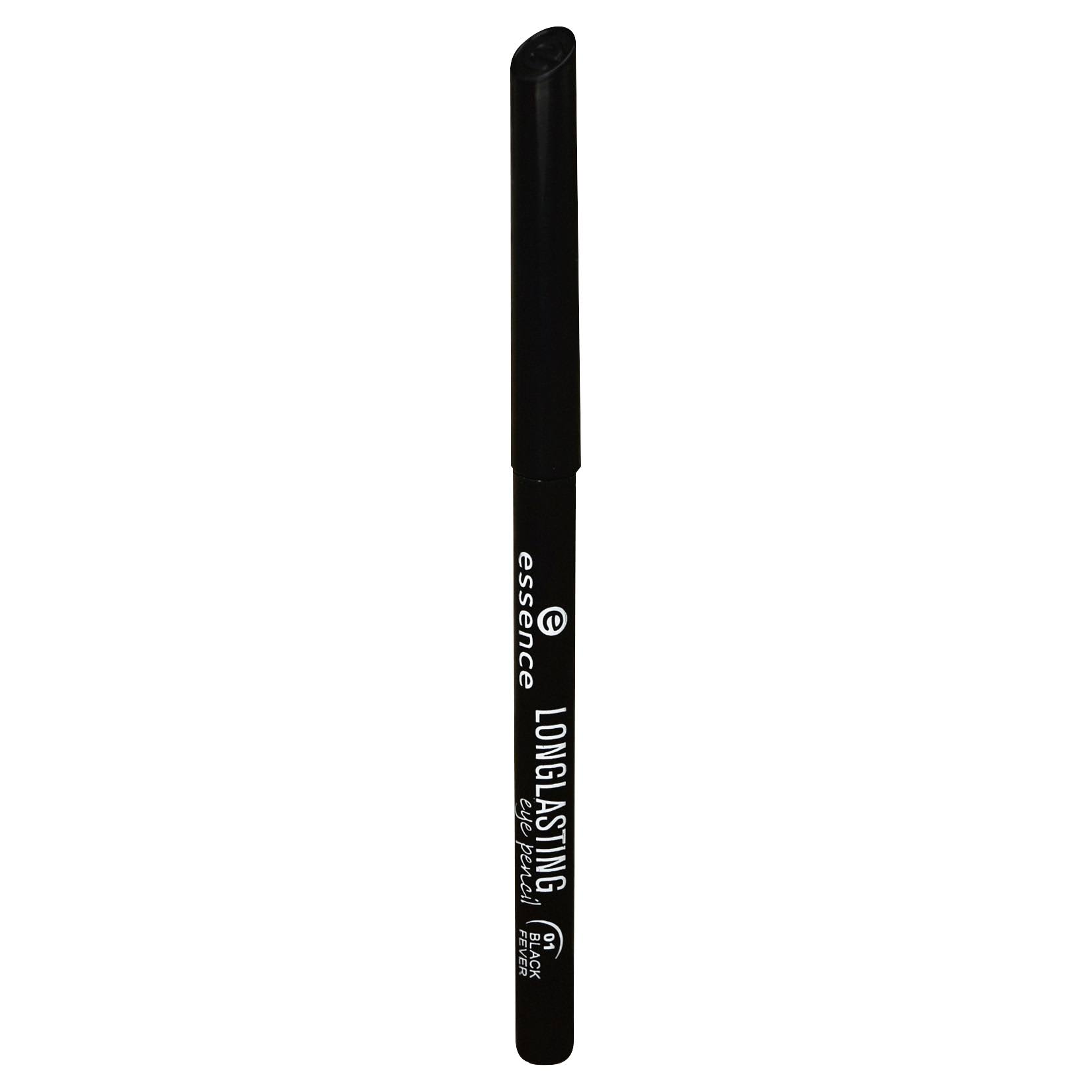 Essence Long-Lasting Eye Pencil - Black Fever
