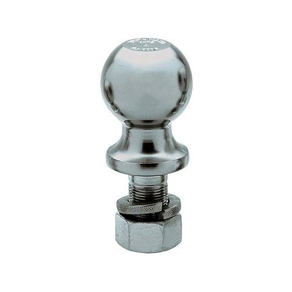 Reese 7400836 Chrome Plated Steel Towpower Trailer Hitch Ball