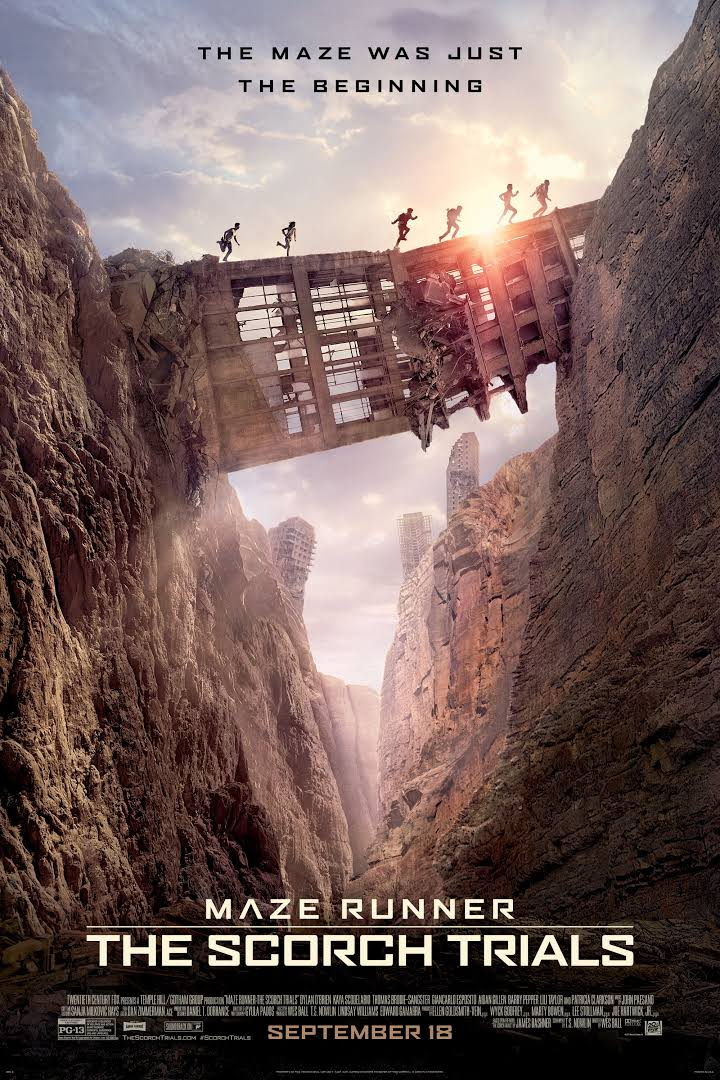 Maze Runner The Scorch Trials full movie download HD DVDRip 2015