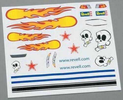Revell - Dry Transfer Decal C - RMXY9621