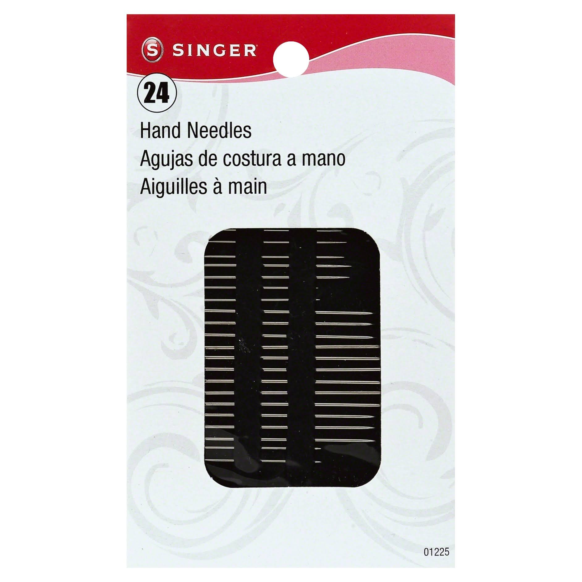 Singer 1225 Assorted Hand Needles - 24ct