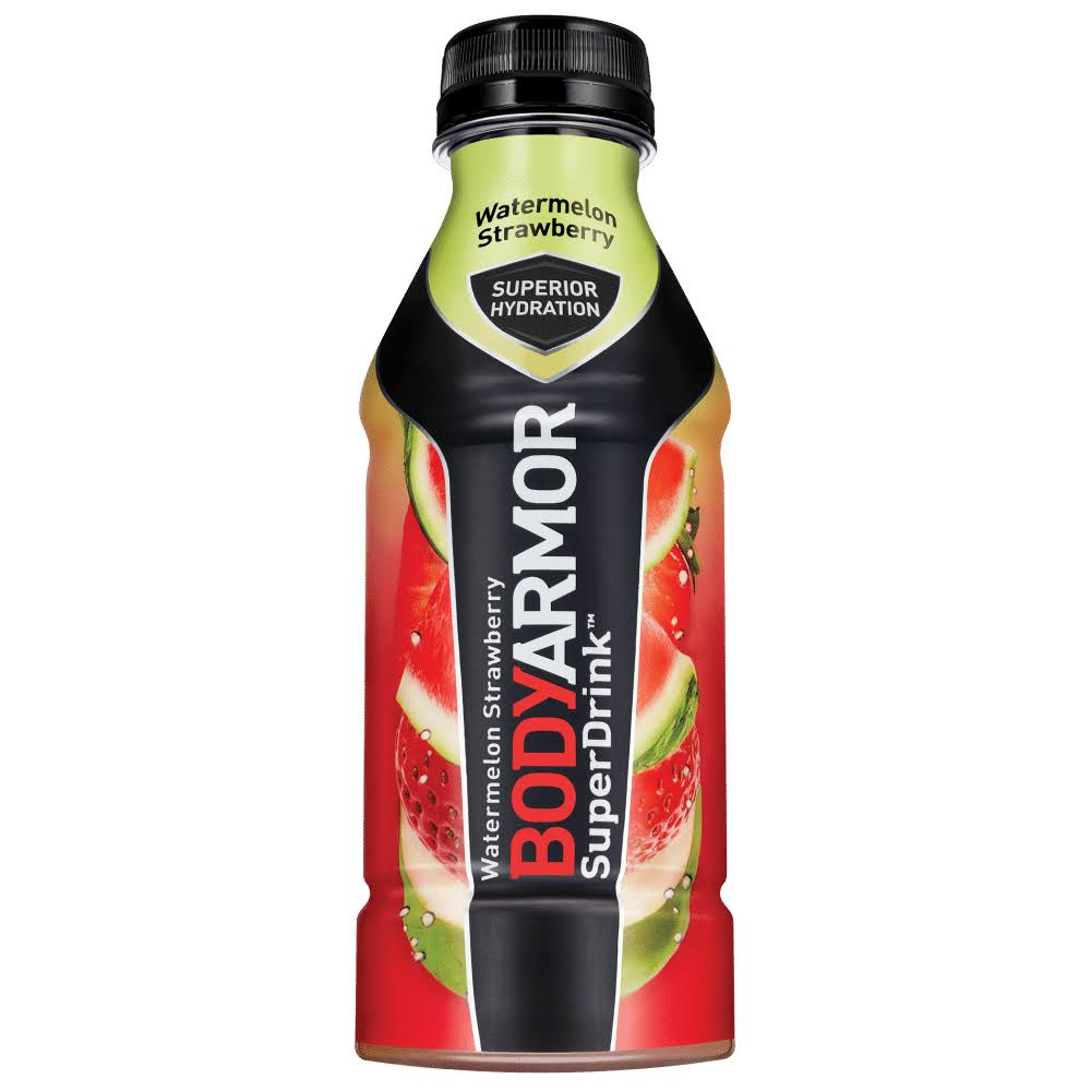 BodyArmor SuperDrink Sports Drink, Watermelon Strawberry