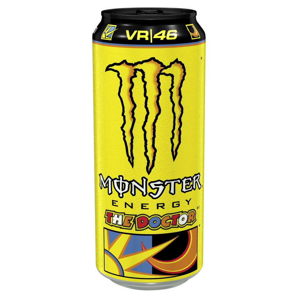 Monster Energy Drink - The Doctor, 500ml