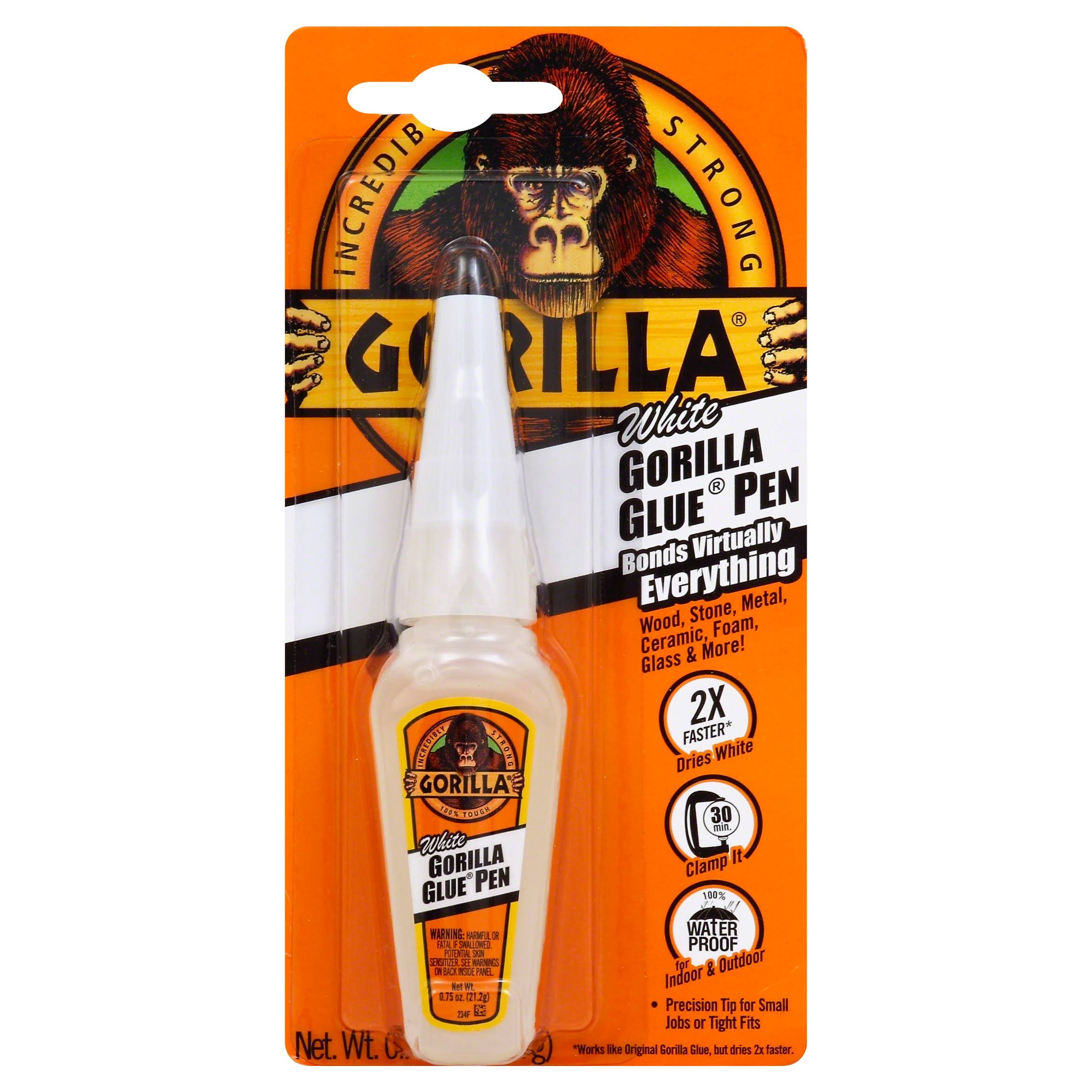 Gorilla Glue Pen - White