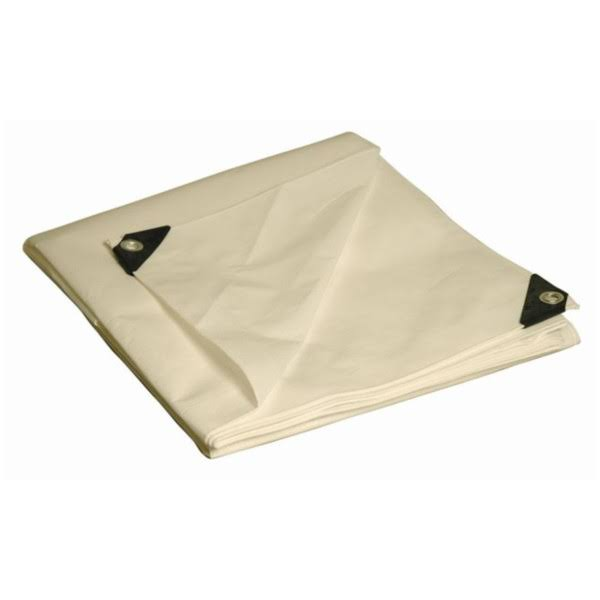 Foremost Tarp Heavy-Duty Tarp - 16ft x 20ft