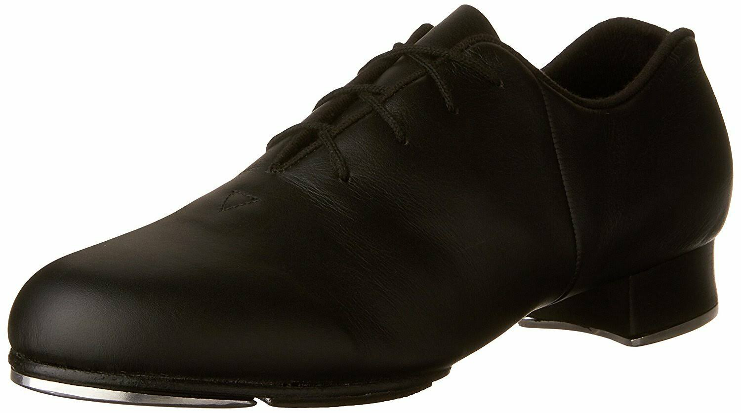 Bloch Women's Tap-Flex Tap Shoe - Black, 8 US