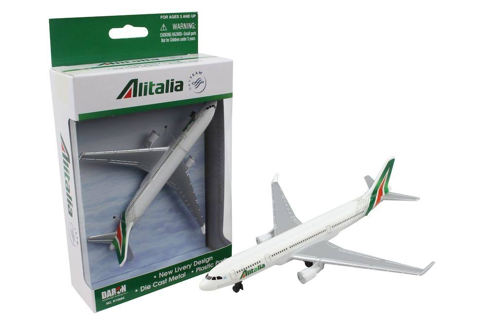 Daron rt0604 Alitalia Single Plane