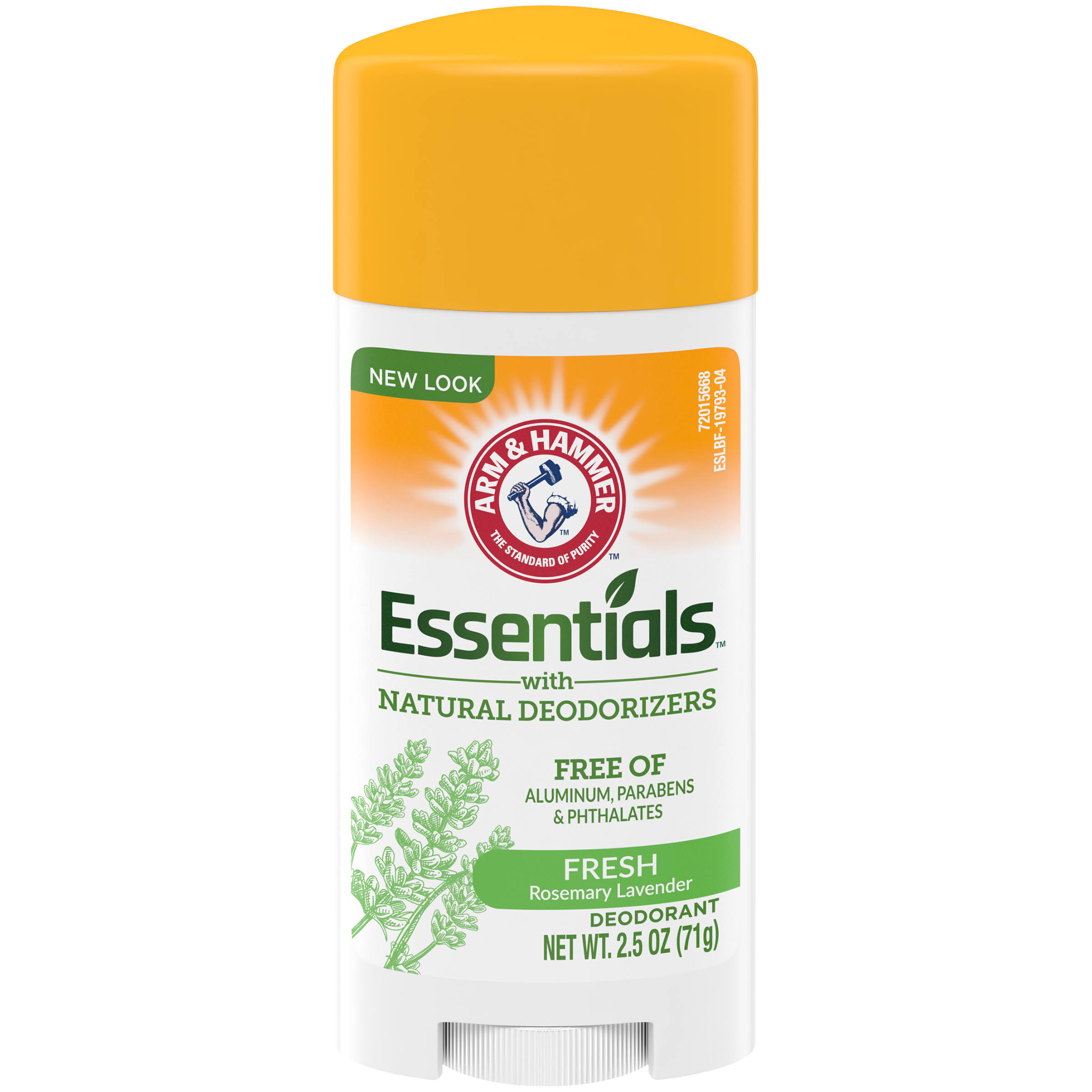 Arm & Hammer Essentials Deodorant - Fresh, 71g