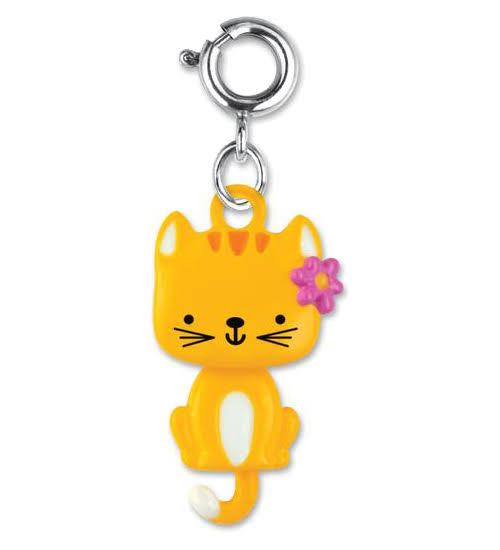 Charm It! Kitty Swivel Charm