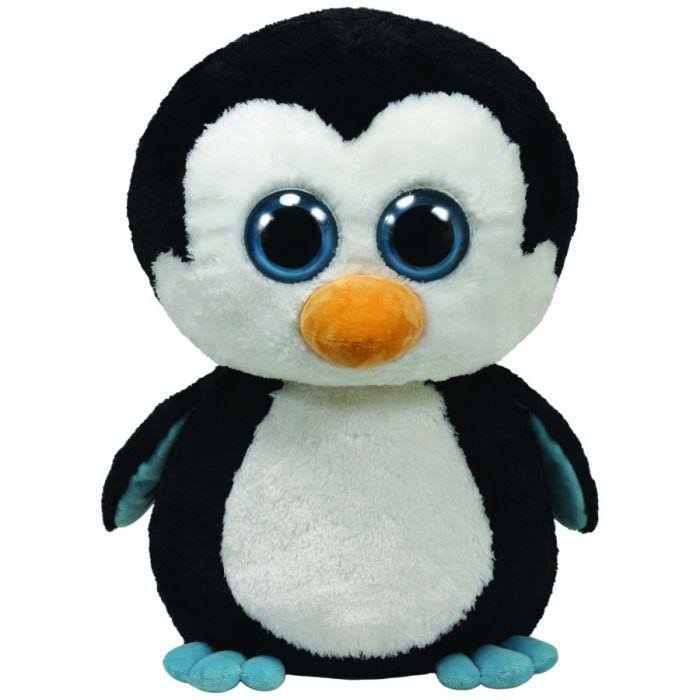 TY Waddles the Penguin Beanie Boo