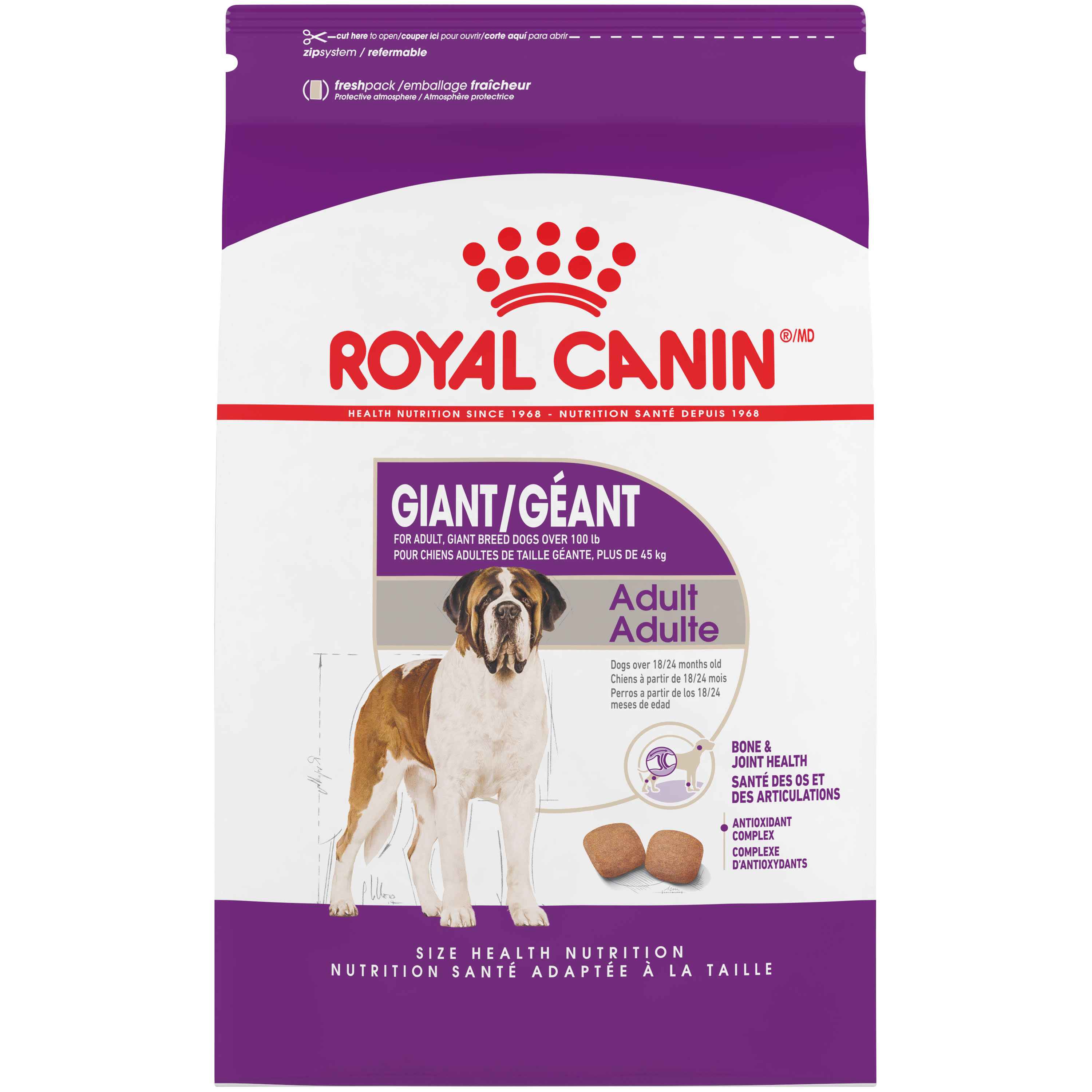 Royal Canin Adult Dry Dog Food