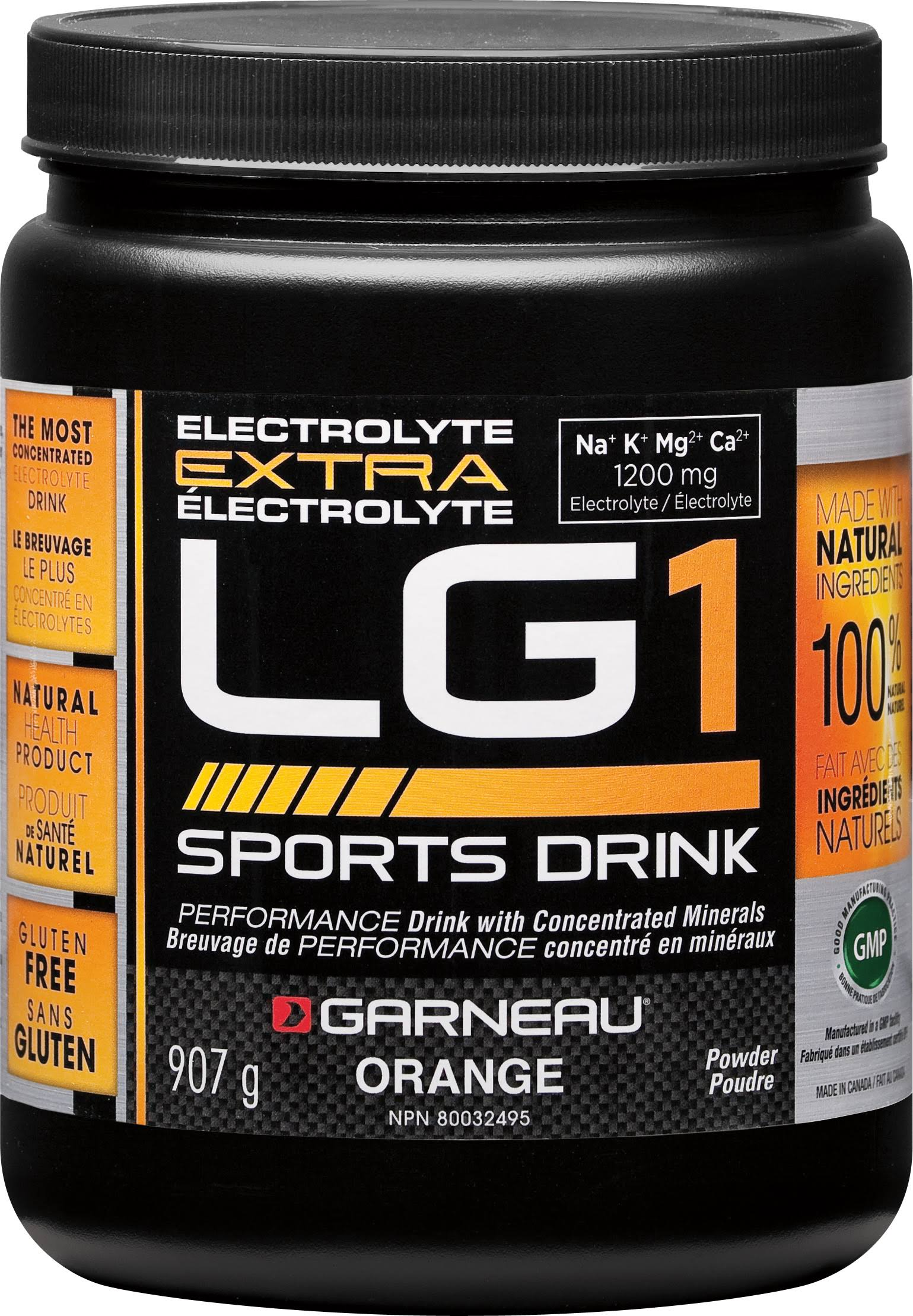 Louis Garneau LG1 Sports Drink - Punch, 32oz