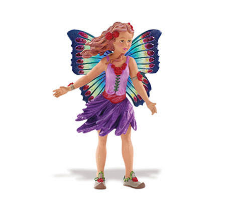 Safari Fairy Fantasies Miniature - Violet