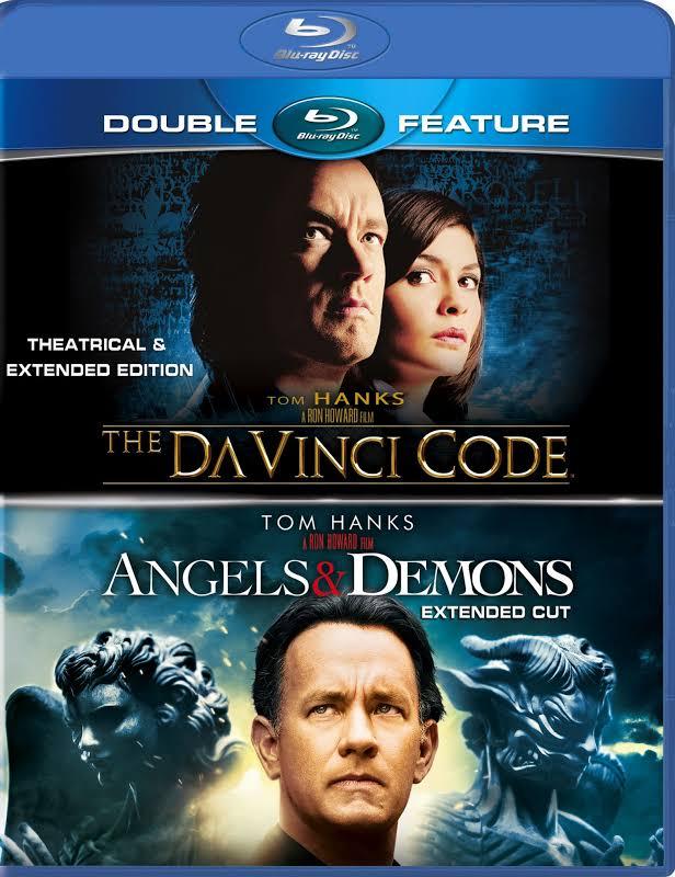 Angels and Demon / Da Vinci - BLU-RAY