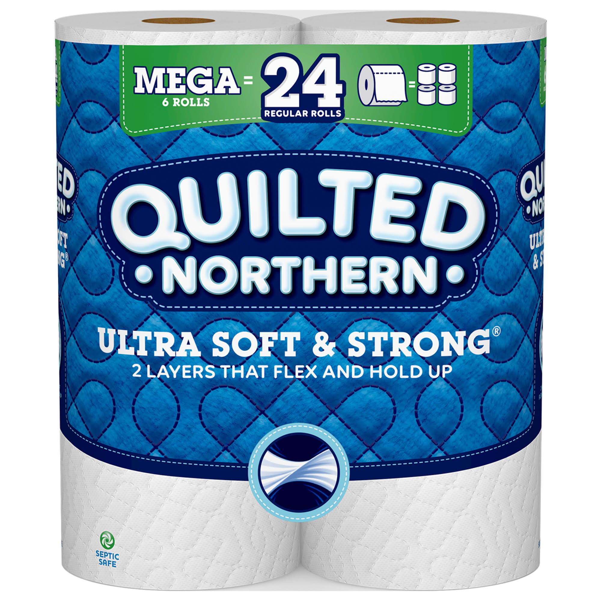 Quilted Northern Ultra Soft and Strong Toilet Paper