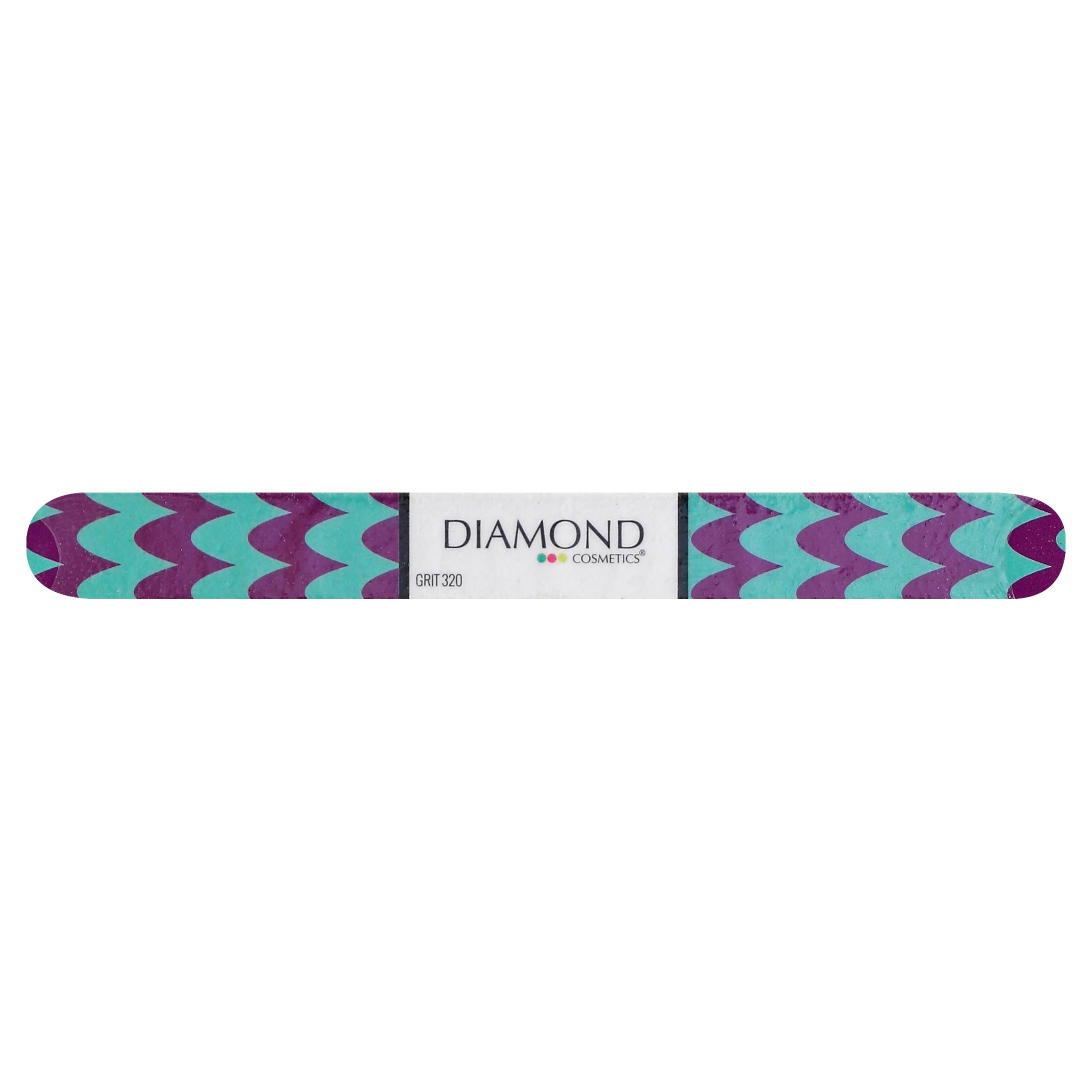 Diamond Cosmetics Fun Nail File
