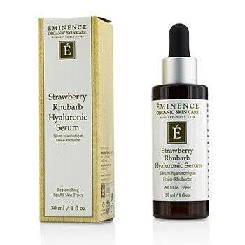 Eminence Strawberry Rhubarb Hyaluronic Serum - 30ml
